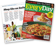 An Excerpt From EveryDay with Rachael Ray - The Italian Issue