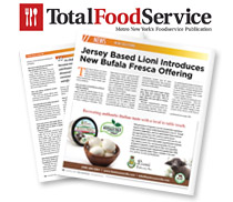 Lioni Latticini as seen in the November 2016 issue of Total Food Service